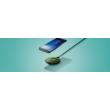 TRUST primo vezeték nélküli telefon töltő FEKETE