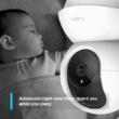 TP-LINK Tapo C200 full HD biztonsági kamera