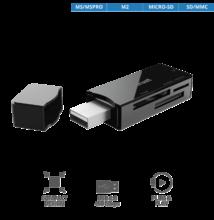 Trust Nanga Kártyaolvasó USB 2.0 21934