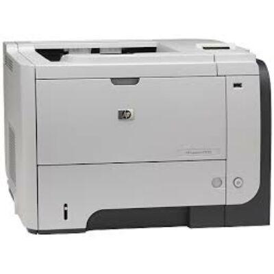 HP LaserJet P3015dn nyomtató -kellékanyag CE255X toner kifutott termék