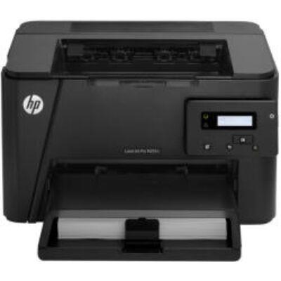 HP LaserJet Pro 200 M201n fekete-fehér hálózati lézer nyomtató (CF455A)
