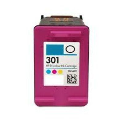HP 301XL CMY CH564EE tintapatron