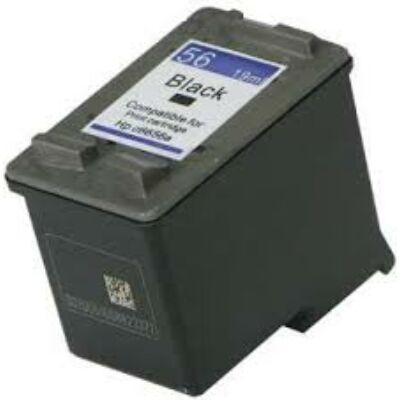 HP56 ( 6656FEKETE) tintapatron