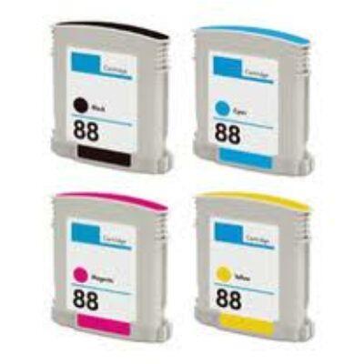 HP utángyártott tintapatron - Hewlett-Packard - 88y-xl-c9393a-439