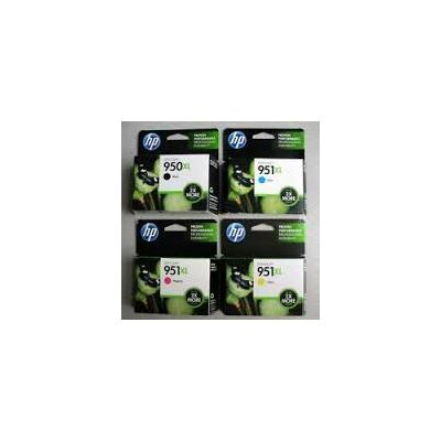HP CN045AE Patron Black 2,3k No.950XL (Eredeti)