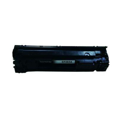 HP CF283A (83A) utángyártott toner - fekete