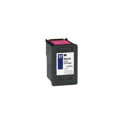 HP C8727AE Patron Black No.27 (Eredeti) tintapatron FEKETE