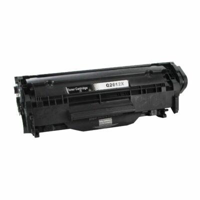 HP Q2612X (12X) toner FEKETE