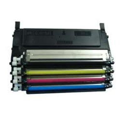 Samsung CLP-310 / CLP-315 Sárga (új kompatible) toner