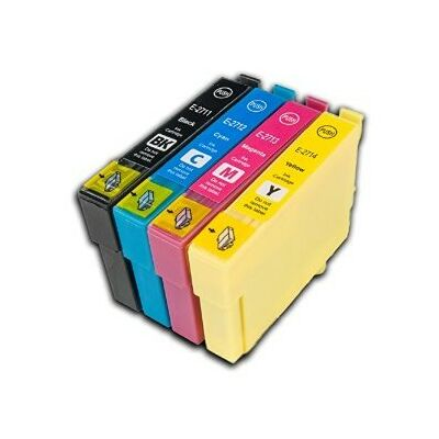 Epson utángyártott tintapatron - Epson - t2711 - xl - fekete - 791