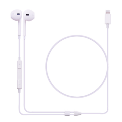 Apple EarPods iPhone 7 lighting csatlakozóval
