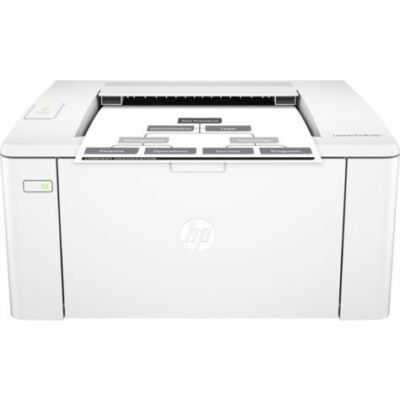 HP LaserJet Pro M102W WIFI nyomtató - kellékanyag CF217A toner