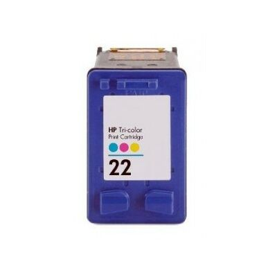 HP utángyártott tintapatron - Hewlett-Packard - 22xl-c9351a-295