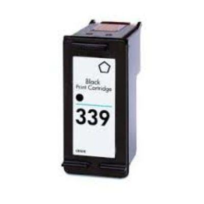 HP C8767EE Patron Black High No.339 (Eredeti)