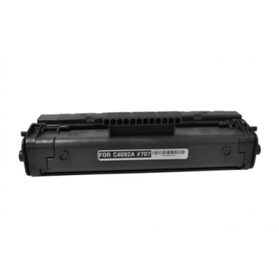 HP utángyártott toner - C4092A (92A) FEKETE
