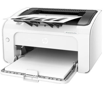 HP LaserJet Pro M12a nyomtató fekete -fehér monó