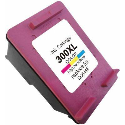HP utángyártott tintapatron - Hewlett-Packard - 300cmy-cc644ee