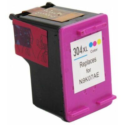 HP 304xl színes tintapatron