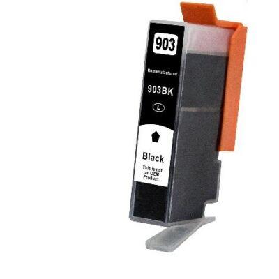 HP 903l utángyártott fekete tintapatron