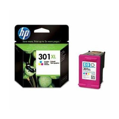 HP CH564EE Patron Color 8ml No.301XL (Eredeti) tintapatron SZÍNES