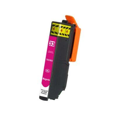 Epson utángyártott tintapatron T3363 magenta