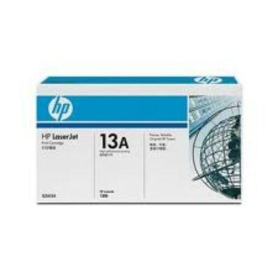 HP Q2613A Toner 2,5k No.13A (Eredeti) FEKETE