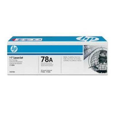 HP CE278A Toner Black 2,1K  No.78 (Eredeti) FEKETE
