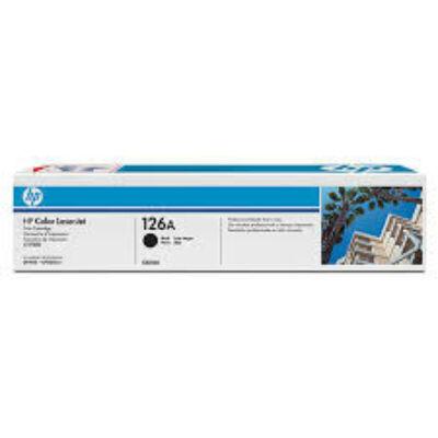 HP CE310A Toner Black 1,2k No.126A (Eredeti) FEKETE