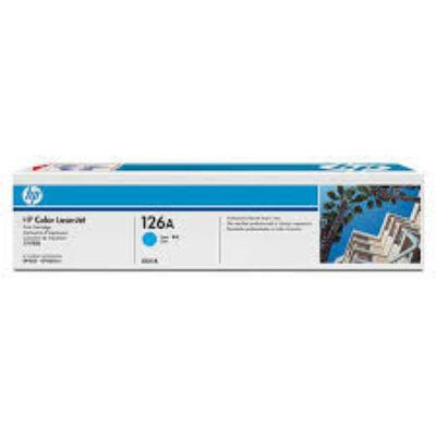 HP CE311A Toner Cyan 1k No.126A (Eredeti) CIÁN