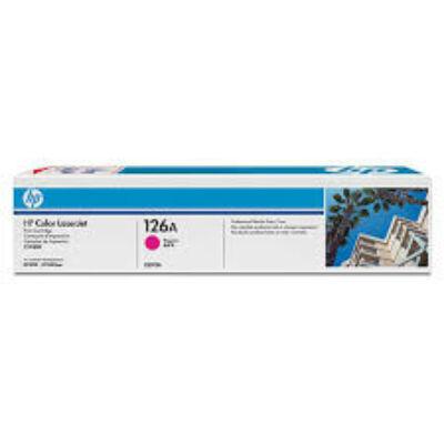 HP CE313A Toner Magenta 1k No.126A (Eredeti) MAGENTA