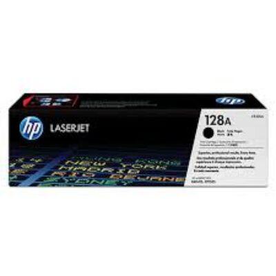 HP CE320A Toner Black 2k No.128A (Eredeti) FEKETE
