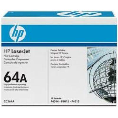 HP CC364A Toner Black 10k No.64A (Eredeti)