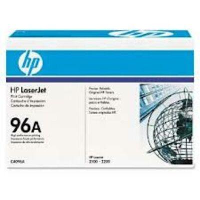 HP C4096A Toner Black 5k No.96A (Eredeti) FEKETE