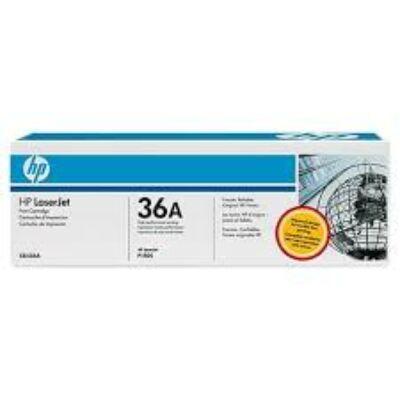 HP CB436A Toner Black 2k No.36A (Eredeti) FEKETE