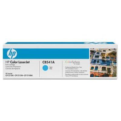 HP CB541A Toner Cyan 1,4k No.125A (Eredeti) CIÁN