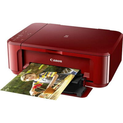 Canon MG3650S MFP nyomtató Piros - kellékanyag Canon PGI540 /CLI541