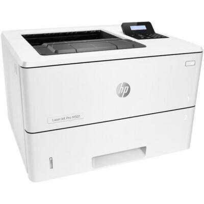HP Laserjet Pro M501dn nyomtató - kellékanyag CF287A toner