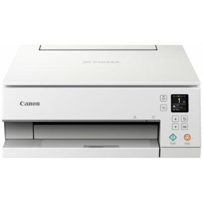 CANON TS6351 DW TINTÁS MFP fehér nyomtató