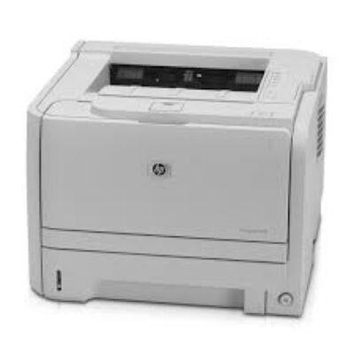 HP LaserJet P2035 mono laser nyomtató kellékanyag CE505X toner kifutott termék