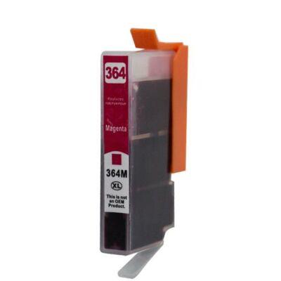 HP utángyártott tintapatron - Hewlett-Packard - 364xl-m-433
