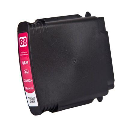 HP utángyártott tintapatron - Hewlett-Packard - 88m-xl-c9392a-437
