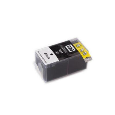 HP utángyártott tintapatron - Hewlett-Packard - cd975an-920xl-bk-422