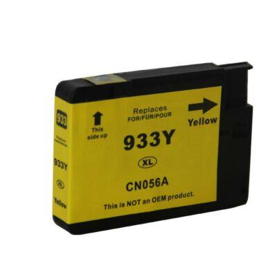 HP utángyártott tintapatron - Hewlett-Packard - 933xl-yellow-706