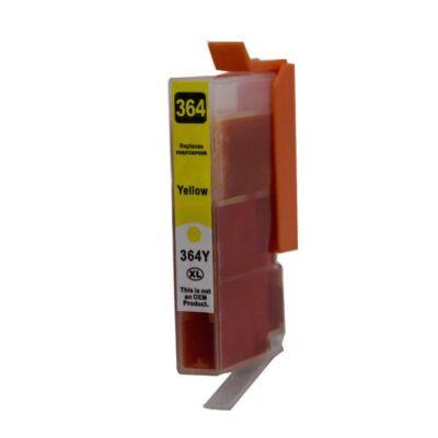 HP utángyártott tintapatron - Hewlett-Packard - 364xl-y-434
