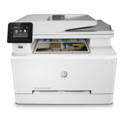 HP Color LaserJet Pro MFP M283fdn ADF
