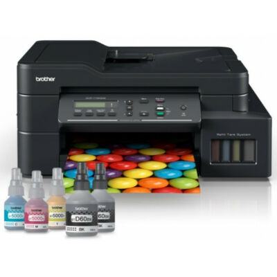 Brother DCPT720DW MFP Ink Tank Refill