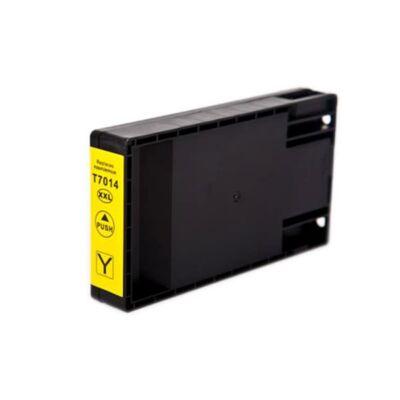 Epson utángyártott tintapatron - Epson - t7014 - yellow