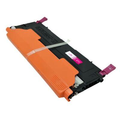 Samsung CLP-325 TD Magenta (új kompatible) toner