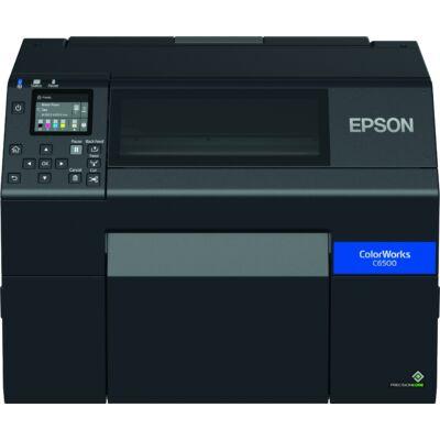 Epson Colorworks CW-C6500Ae Színes Címkenyomtató