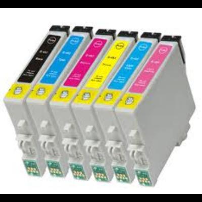 Epson T485LC tintapatron